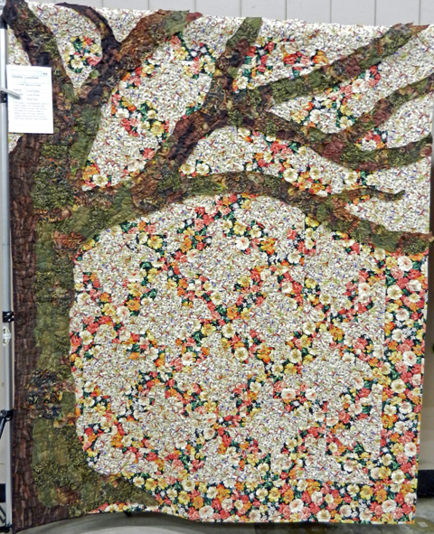 Pine Tree Quilt Guild Show | Quilt Skipper: Jenny K Lyon ... : pine tree quilts - Adamdwight.com