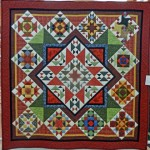 Folsom Quilt and Fiber Guild Show-2013-Part 1