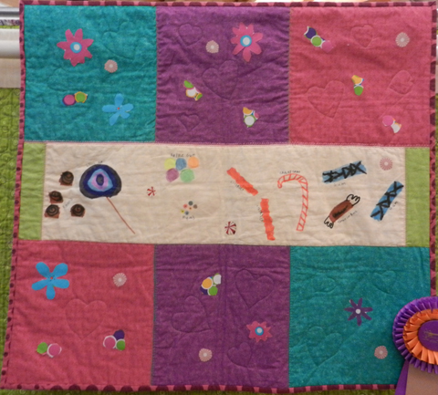 "Ella (youth entry); ""Candy Quilt"""