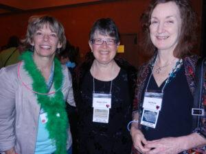 Me, Margaret Blank, Judy Warner