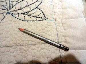 Ack-nasty pencil!