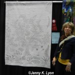 A Ribbon and the Story Behind the Quilt!
