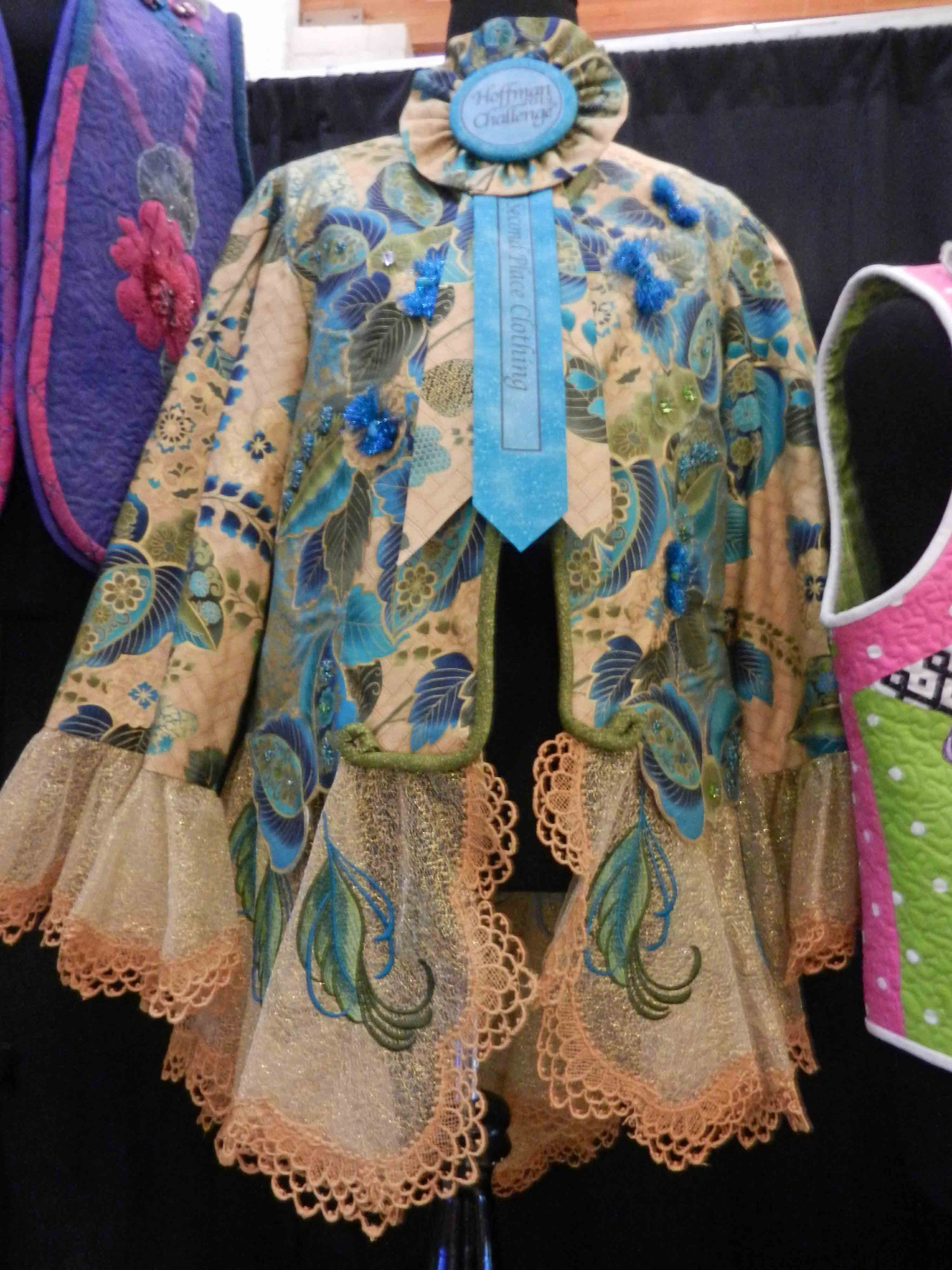 Hoffman Challenge Garment; Tonja McCarthy