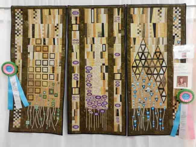 Klint in Jewel Tones; Penny S. Hanscom