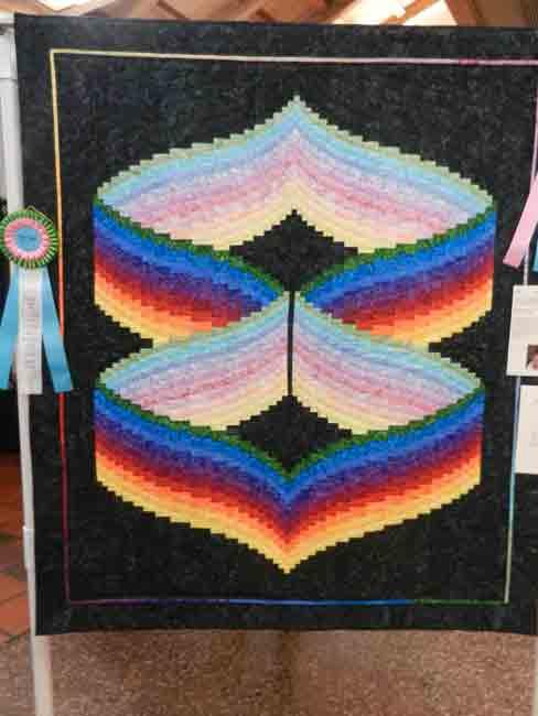 Infinite Rainbow, Helen Hardwick