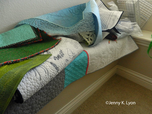 Quilts for NCQC