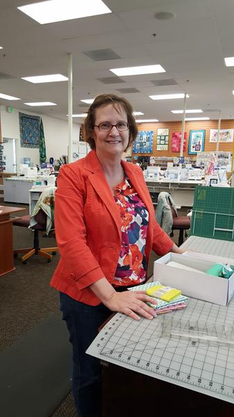 Mt instructor, Ellen Schmidt