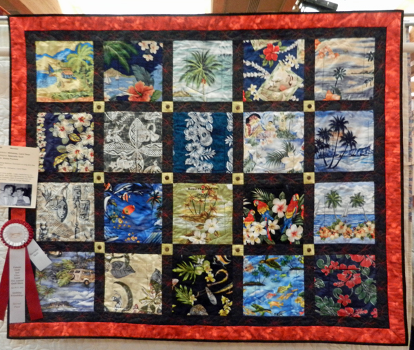 Aloha Pockets; Carol Dean Wilhelms #144