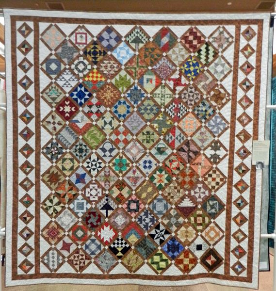 Farmer's Wife Sampler Quilt; Joanne Self #107