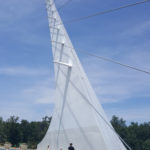 Teaching Travels-The Sundial Bridge, Redding, Ca
