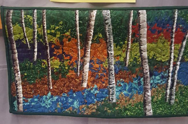 Trees by the ..., Lynette Lerza