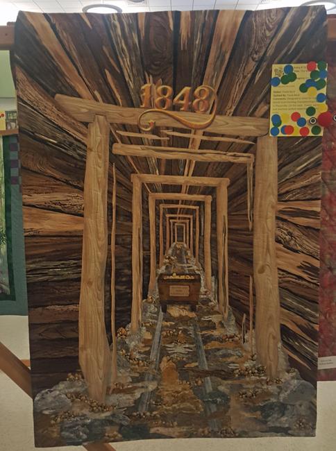 Mother Lode Mine, Paula Beck