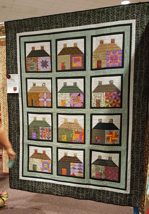Roseville Quilters Guild Show 2017 | Quilt Skipper: Jenny K Lyon ... : quilt display cases - Adamdwight.com