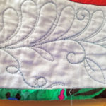 Catching up-Charity quilting
