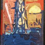 TEXtiles Exhibit by the Texas Region of SAQA